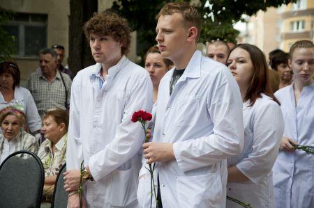 В Тамбове простились с выдающимся врачом и общественным деятелем Яковом Фарбером