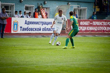 """ФК """"Тамбов"""" - ФК """"Кубань"""""""