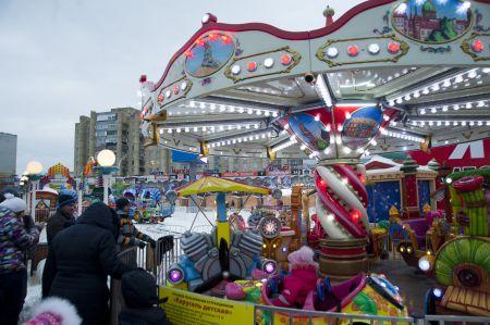 Тамбов стал новогодней столицей России