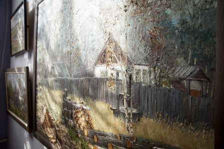 Выставка, посвященная Тамбовской области