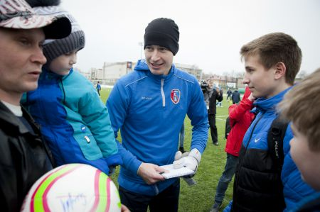 """ФК """"Тамбов"""": открытая тренировка"""
