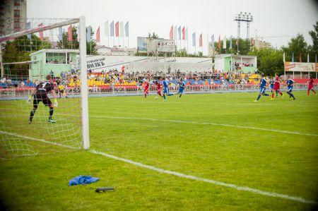 """ФК """"Тамбов"""" - """"Спартак-2"""" (Москва)"""