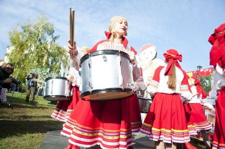 Покровская ярмарка - 100 городов