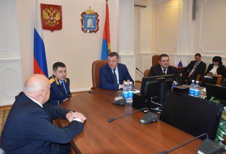 Тамбовским следователям назначили молодого начальника из Хабаровска