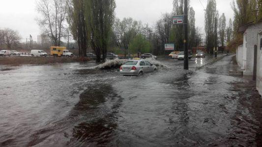 В Тамбове ожидается подтопление паводковыми водами