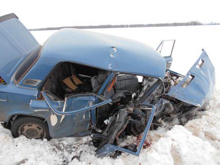 Под Тамбовом произошло ДТП: 6 человек с различными травмами в больнице