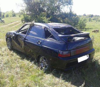 В Тамбовской области в реке нашли автомобиль с двумя трупами