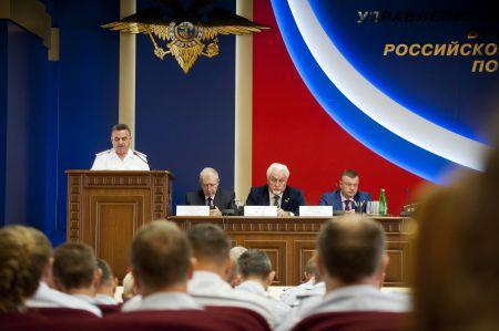 Тамбовская полиция вошла в число лучших в России