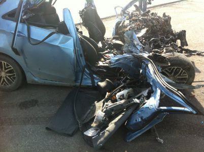Четыре человека погибли на месте страшной аварии в Тамбовской области