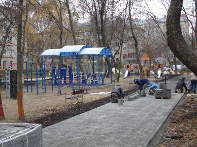 """Сквер """"Семейный"""" в центре Тамбова обошелся почти в 7 млн рублей"""