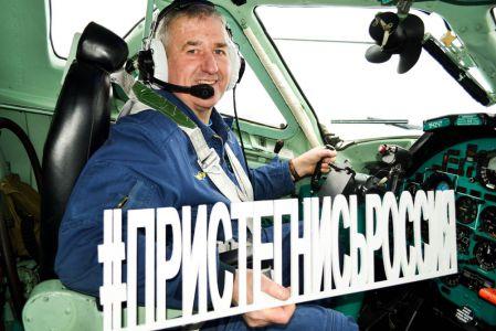 Военные летчики призывают тамбовских водителей пристегнуться