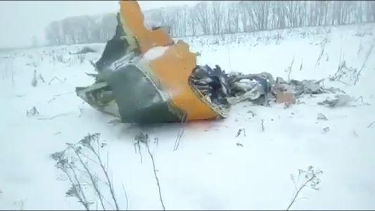 На борту разбившегося в Подмосковье Ан-148 был тамбовчанин