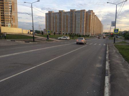В Тамбове сбили 11-летнего мальчика, водитель скрылся с места ДТП