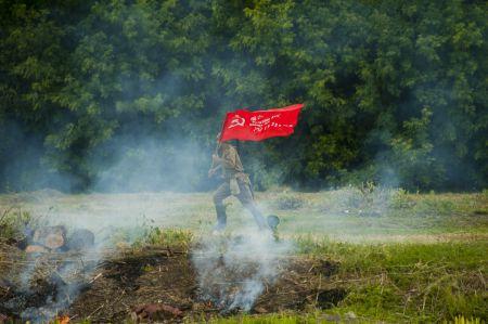 В Тамбове прошел первый фестиваль военной реконструкции