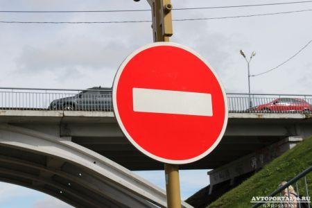 До конца недели в центре Тамбова закрыли проезд по центральной улице