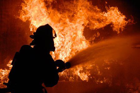 На юге Тамбова 40 минут горел жилой дом