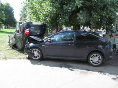 Четыре человека пострадали в аварии в Котовске