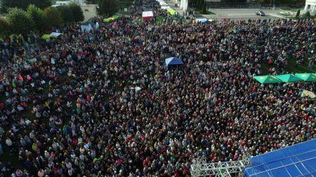 Покровскую ярмарку посетило 175 тысяч гостей
