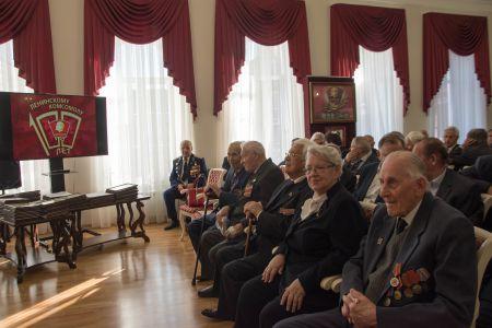 В Тамбове встретились комсомольцы разных поколений
