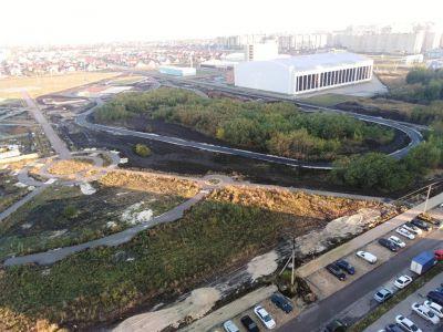 На благоустройство Олимпийского парка выделили еще 98 миллионов рублей