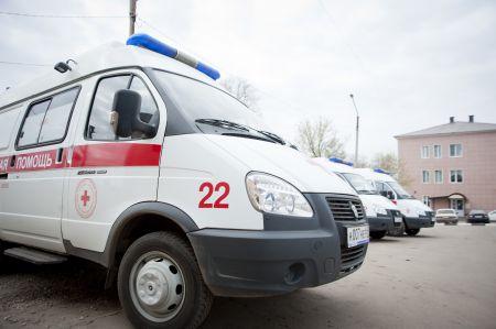 В пожаре на севере Тамбова пострадали мужчина и женщина