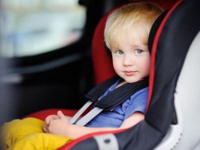 В Тамбове проверят наличие детских кресел в автомобиле