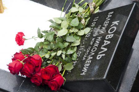 В Тамбове почтили память Валерия Коваля