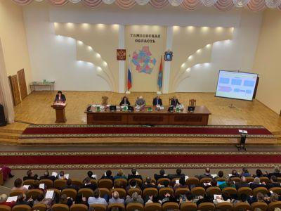 """В Тамбовской области будет создан """"Социальный кодекс"""""""
