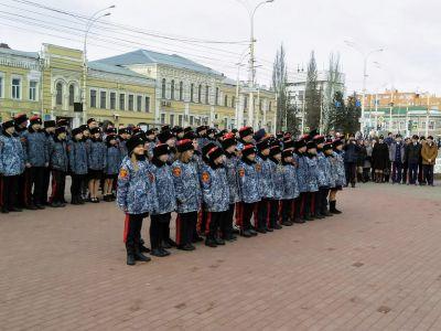 В Тамбовской области отмечают День юного казака