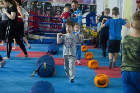 В Тамбовской области запустили проект по спортивному развитию семьи