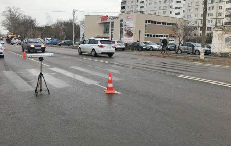 """В Тамбове у """"тюрьмы"""" водитель иномарки сбил пешехода"""