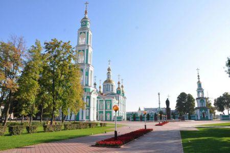 Тамбов снова встретит мощи блаженной Матроны Московской