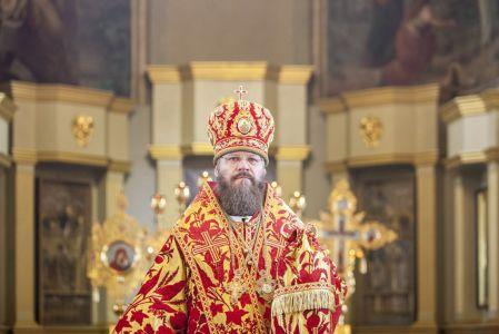 Сердечно поздравляем Владыку Феодосия с днем тезоименитства