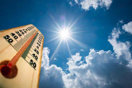 В Тамбове установилась погода выше климатической нормы