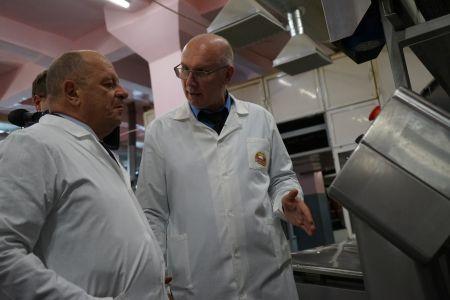 Итальянский консул отметил экологичность тамбовского хлеба