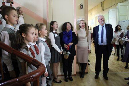 Тамбовская гимназия подписала соглашение с Французской Республикой