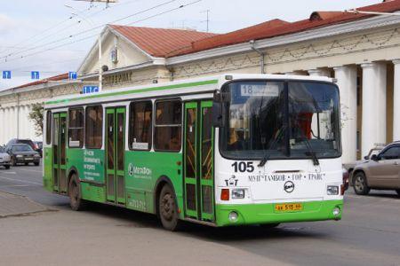 В Тамбове тестируют новую систему оплаты проезда