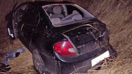 Под Тамбовом после ДТП полицейские нашли в камышах 2-летнюю девочку
