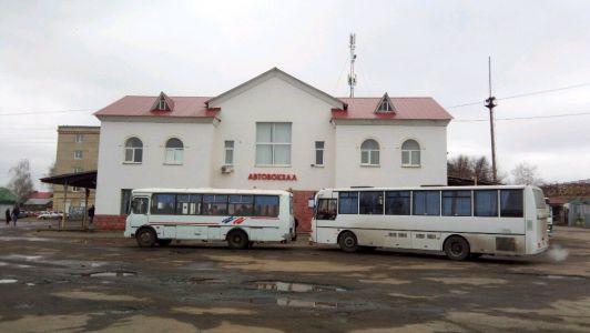 """В Тамбове демонтируют здание автовокзала """"Северный"""""""