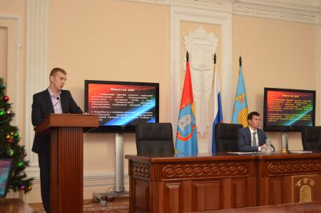 В  Тамбове обсудили благоустройство территорий на следующий год