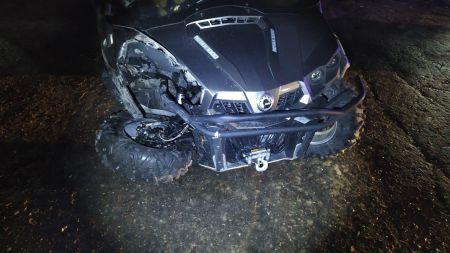 В Мичуринске багги въехал в столб: погиб 24-летний парень