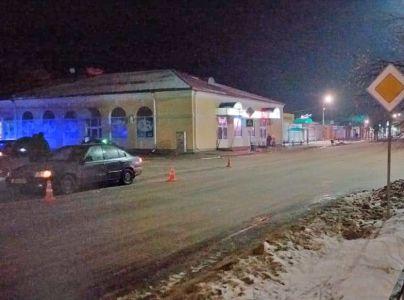 """В Моршанске молодой парень на """"Хендай"""" сбил двоих пешеходов"""