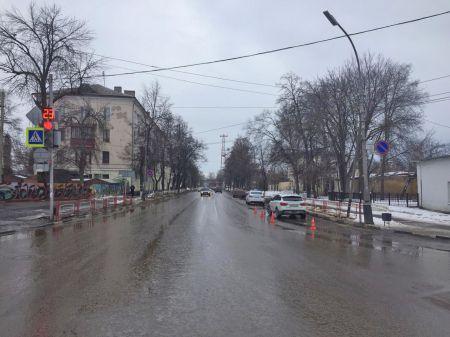 """В Мичуринске """"Лада"""" сбила 72-летнюю пенсионерку"""