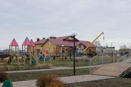 В Тамбовской области в 2021 году построят новый Дом культуры