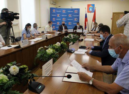 В избирательной комиссии Тамбовской области подвели итоги голосования