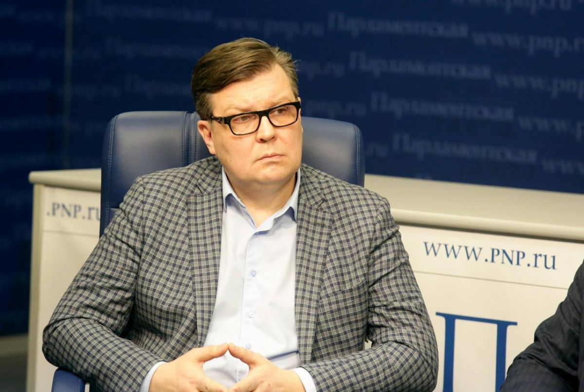 Мартынов: чем скорее Украина вступит в НАТО, тем скорее Донбасс вернется в Россию