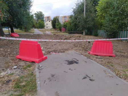Из-за ремонта теплотрассы в  Тамбове на Карла Маркса ограничат движение