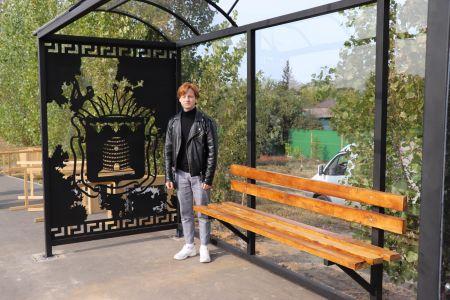 В Тамбове новые остановочные павильоны спроектировал студент ТГТУ