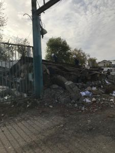 В Тамбове в результате взрыва газового баллона погиб человек