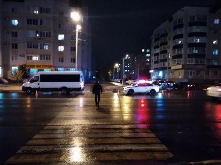 В Тамбове на пешеходном переходе автобус сбил ребёнка